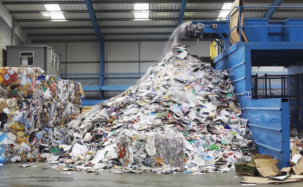 Отходы обрабатывающих производств