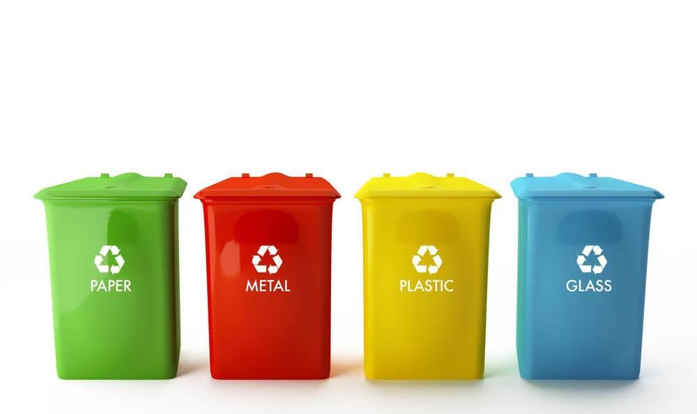 Группы отходов