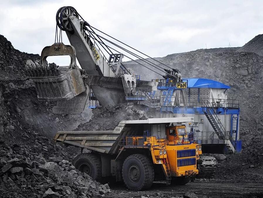 Отходы добычи полезных ископаемых