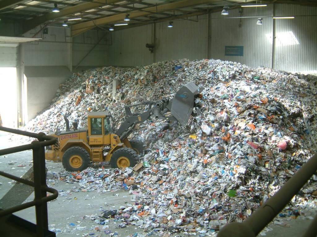 Отходы потребления производственные и непроизводственные