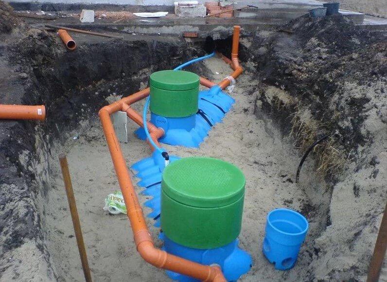 Отходы при водоснабжении, водоотведении