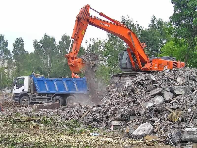 Отходы строительства и ремонта